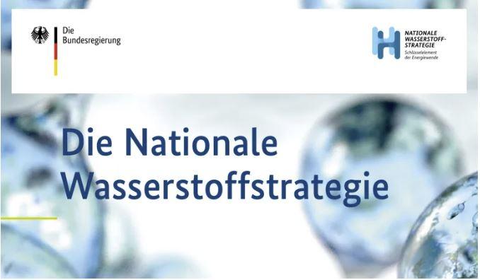 Wasserstoffstrategie Deutschland